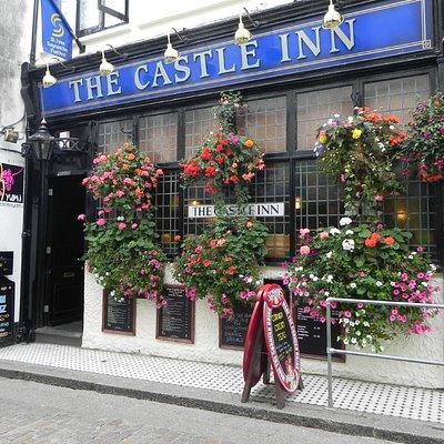 The Castle Inn - Sept 2012