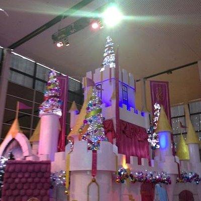 Xmas castle