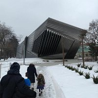Eli and Edith Broad Art Gallery at MSU
