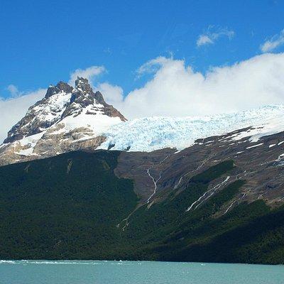 crusing w da glaciers