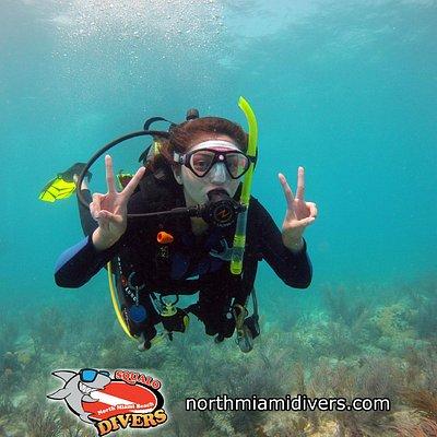 Scuba Diving is FUN!!!