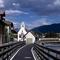 Lungo l'Adige a Castelbello