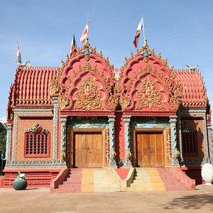 Wat Hanchey temple