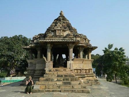 Temple Front 2