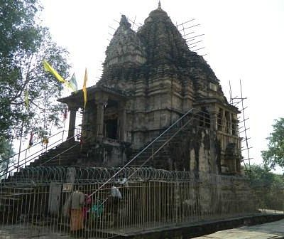 Temple from Lakshman Temple