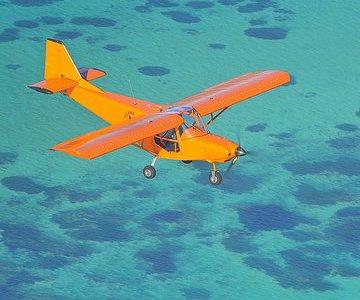IslandWings Plane