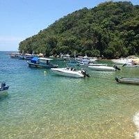 Praia Araçatuba