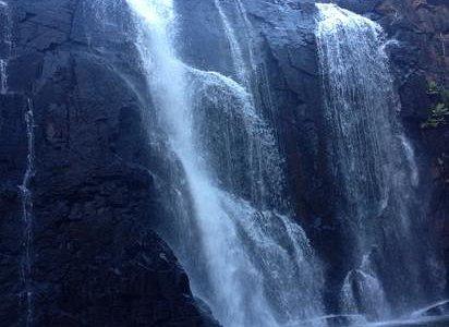 falls in summer