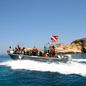Conero Diving,la nostra barca