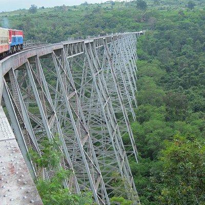 Gokteik viaduct