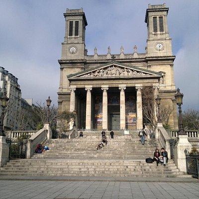 Paroisse Saint Vincent de Paul 76 5 Rue de Belzunce 75010 Paris França