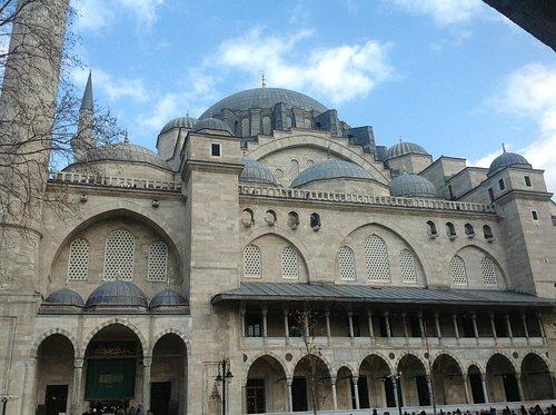 Suleymani Camii (Mosque )
