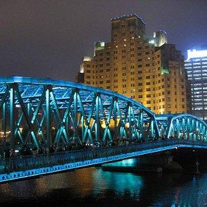 Rainbow Bridge Shanghai