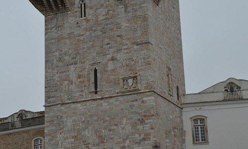Tower of Queen Isabel's castle