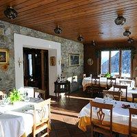 sala ristorante - veranda