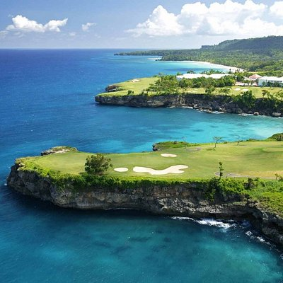 Aerial View of Playa Grande Golf Course