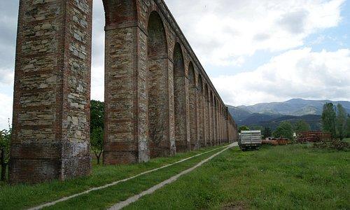 Aqueduct near Lucca