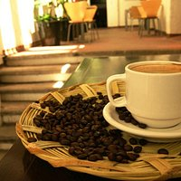 Our coffee is oaxacan and 100% organic.