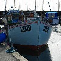 Traditional Fishing Vessel