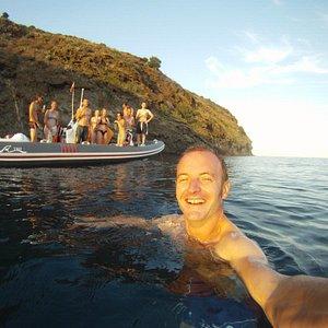 Boat trip!