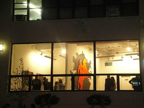 Vision & Emotion Latin American Group Show Opening Night