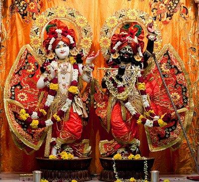 ISKCON Jaipur (Sri Sri Giridhari Dauji)