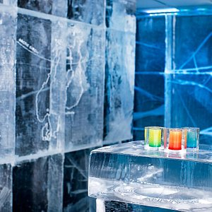 ICEBAR by ICEHOTEL Stockholm