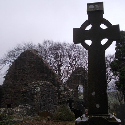 Killevy old churches.
