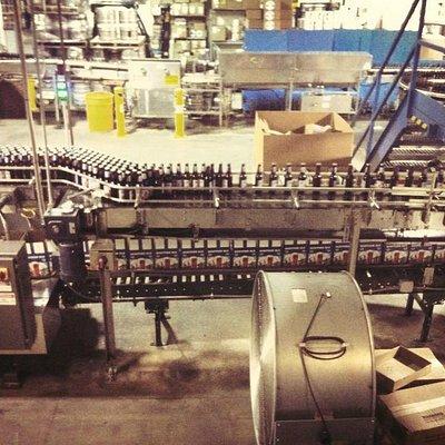 Shipyard Bottling Line