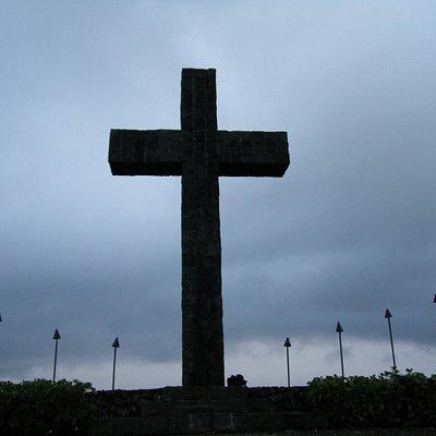 頂上のシンボル