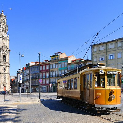 Clerics Tower, Oporto