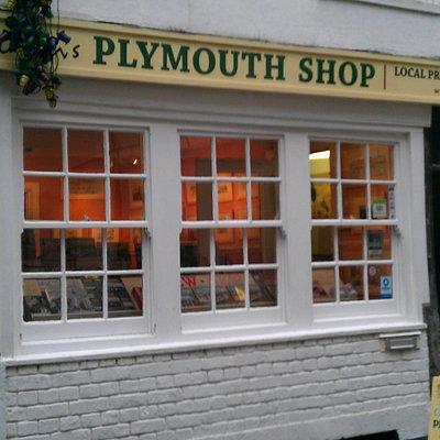 plymouth shop