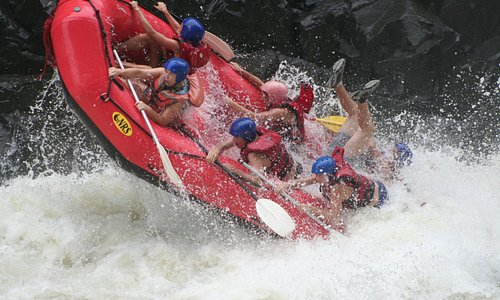 White Water Rafting at its best!