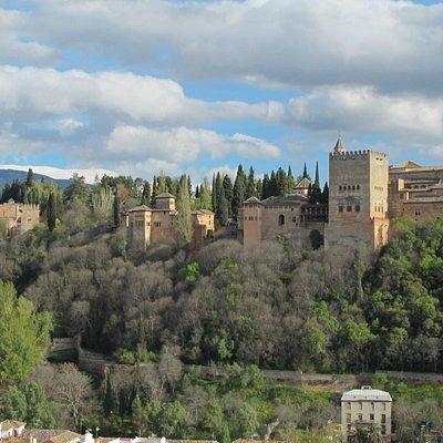 Granada´s Alhambra, a Toma Tours favourite