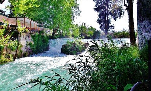 Berdan Waterfalls in Tarsus