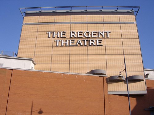 Regent Theatre, (Pall Mall) Hanley