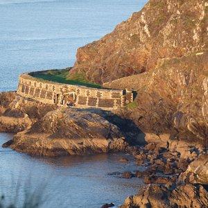 Fort de Cornouaille à Roscanvel
