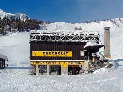 Ski In - Plan Checrouit - Courmayeur