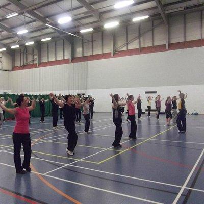 Sports Hall Fitness Classes