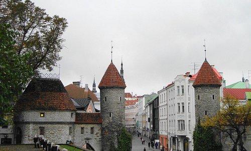 Viru Gate, Tallinn