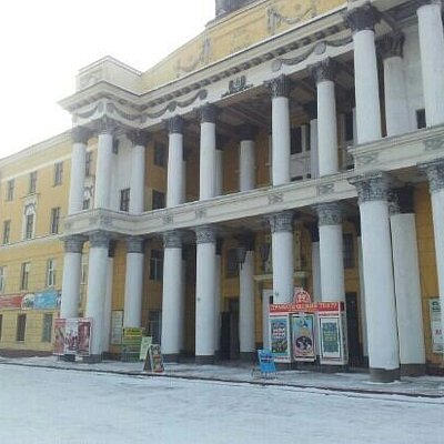 Дом офицеров Российской армии в г.Уссурийске
