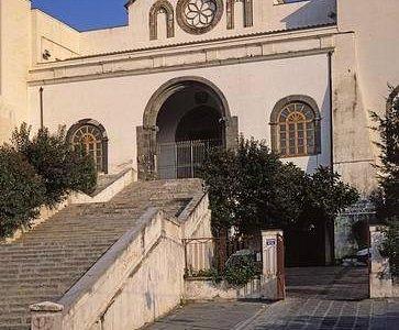 Convento trecentesco S.Antonio con ingresso museo