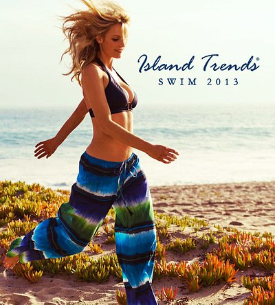Shop Island Trends for the latest swimwear by Tommy Bahama, Seafolly, Betsey Johnson, Trina Turk