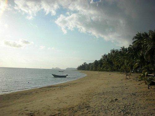 Bantai beach