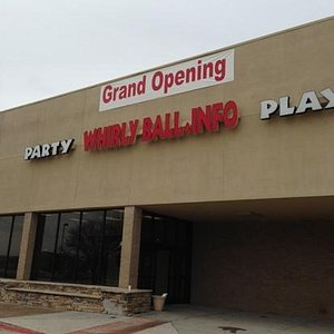 """not sure why they still have a """"Grand Opening"""" sign up because they have been there for quite a"""