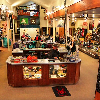 Brianhead Sports has everything for your sporting needs.