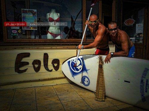 Eolo staff