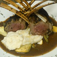 Rack of Lamb  -