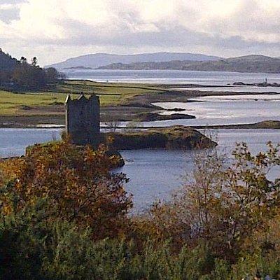 Castle Stalker, near Appin, Argyll