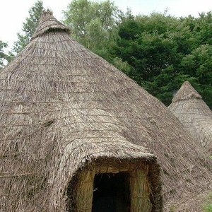 Examples of Neolithic Houses